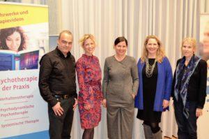 Die HerausgeberInnen: Prof. Frank Jacobi, Prof. Eva-Lotta Brakemeier, Prof. Antje Gumz, Prof. Susanne Hörz-Sagstetter, Prof. Kirsten von Sydow