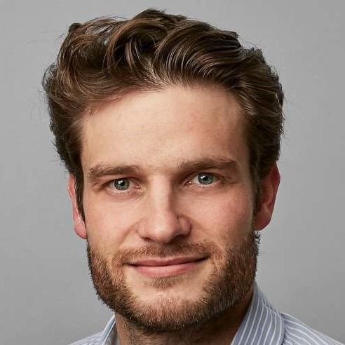 Prof Koch Portrait