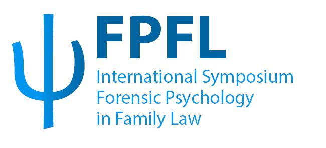 "Logo International Symposium ""Forensic Psychology in Family Law"" (FPFL)"